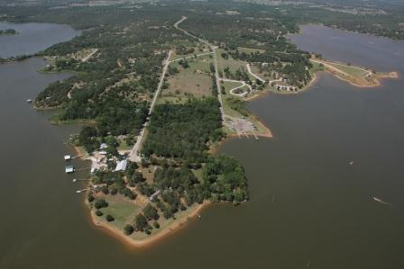 Amon Carter Lake
