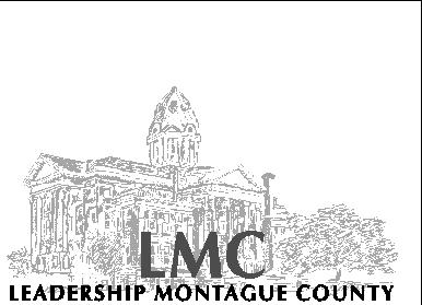 Leadership Montague County Logo